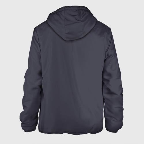 Мужская куртка 3D  Фото 02, Волчонок