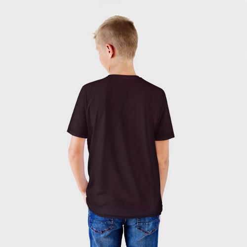 Детская футболка 3D  Фото 02, Волчонок