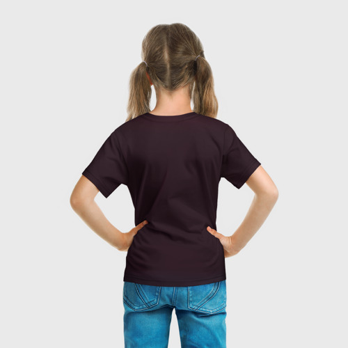 Детская футболка 3D  Фото 04, Волчонок