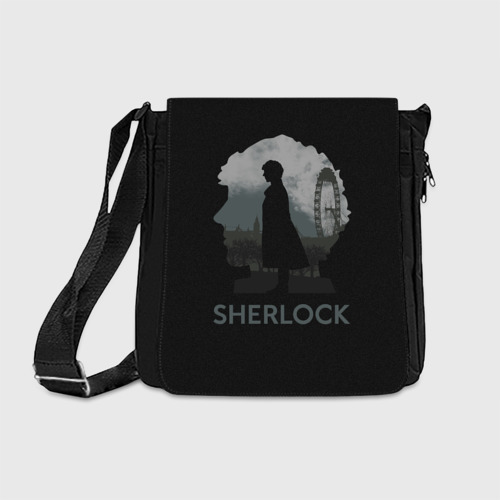 Сумка через плечо Sherlock World Фото 01