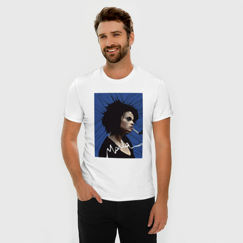 Мужская футболка премиум  Фото 03, Marla Singer