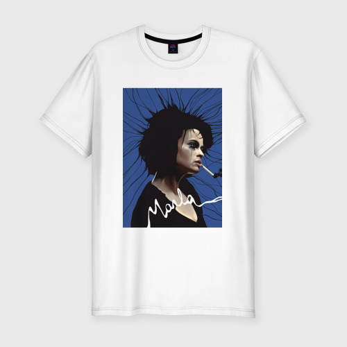 Мужская футболка премиум  Фото 01, Marla Singer