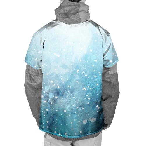 Накидка на куртку 3D  Фото 02, Snowboarding