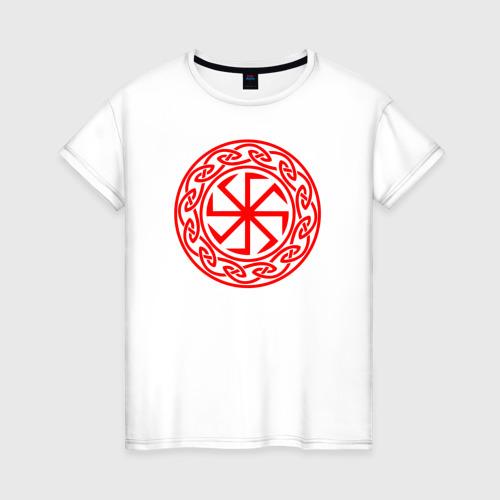 Женская футболка хлопок Коловрат