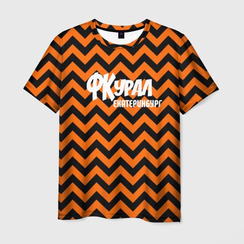 Мужская футболка 3D  Фото 03, Урал
