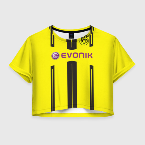 Женская футболка Cropp-top Марко Ройс (форма)