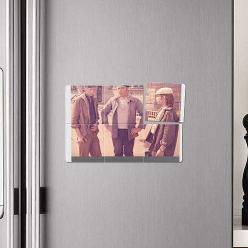 Магнитный плакат 3Х2  Фото 04, Афоня working class