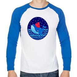 Синий кит зимой