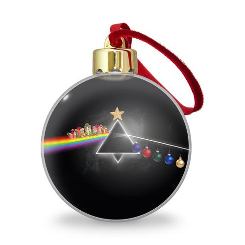 Ёлочный шар с блестками  Фото 01, Новогодний рок