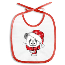 Панда-санта