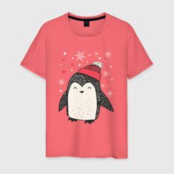 Пингвин в шапке