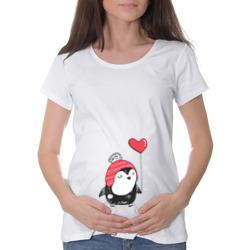 Пингвин с шариком