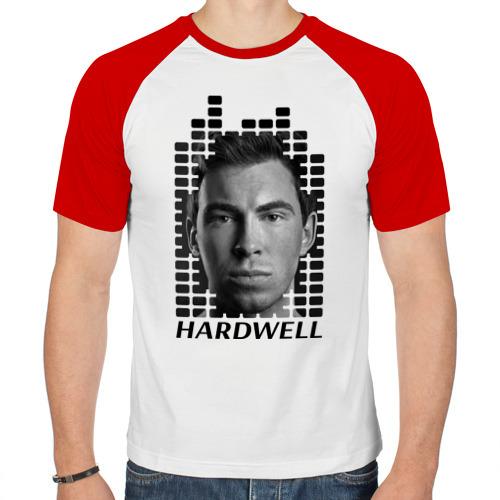 Мужская футболка реглан  Фото 01, EQ - Hardwell