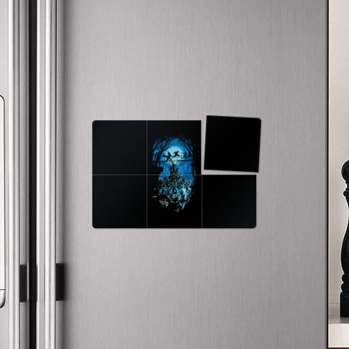 Магнитный плакат 3Х2  Фото 04, Zombie Island