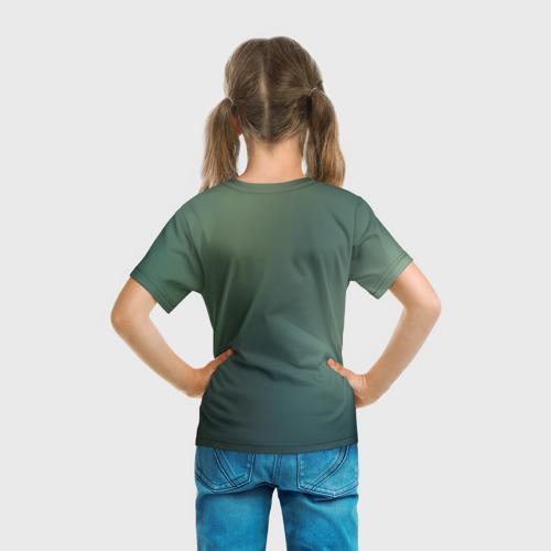 Детская футболка 3D Пират Фото 01