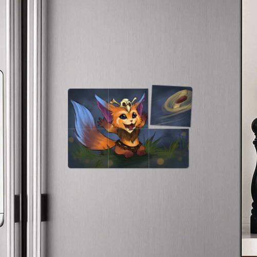 Магнитный плакат 3Х2  Фото 04, Гнар
