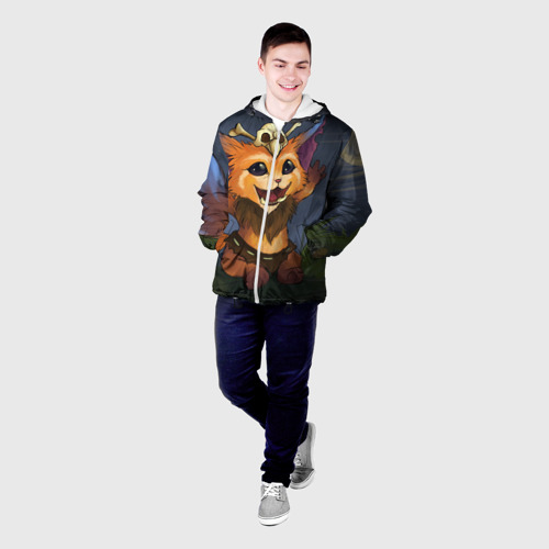 Мужская куртка 3D  Фото 03, Гнар