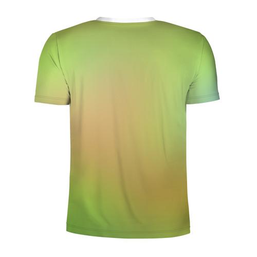 Мужская футболка 3D спортивная  Фото 02, Лисенок