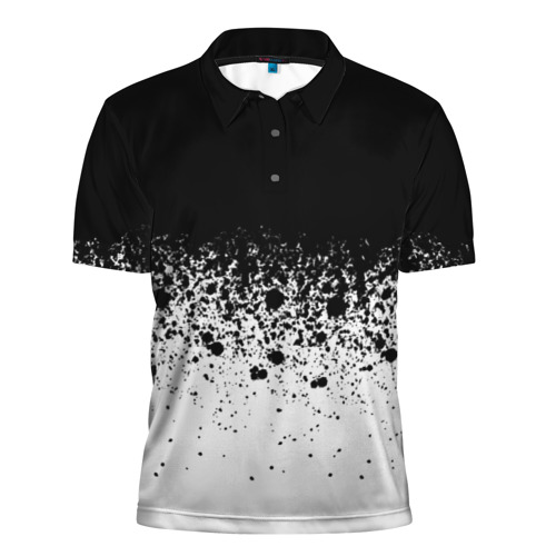 Мужская рубашка поло 3D  Фото 01, необычный дизайн