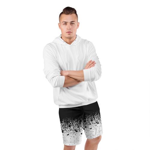 Мужские шорты 3D спортивные  Фото 05, необычный дизайн