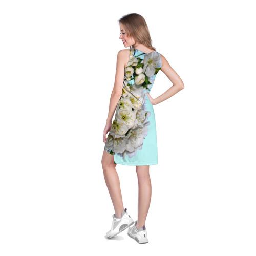 Платье-майка 3D  Фото 04, Сакура