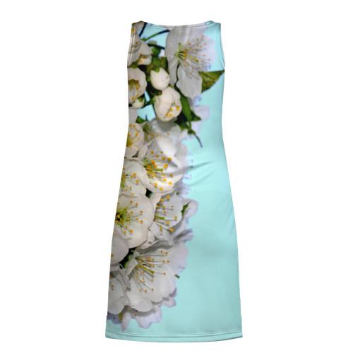 Платье-майка 3D  Фото 02, Сакура