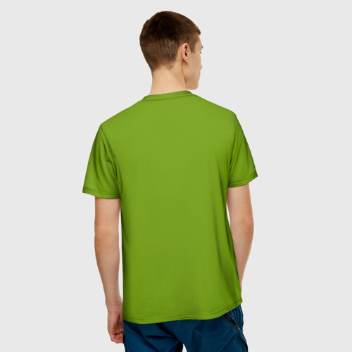 Мужская футболка 3D  Фото 02, Божья коровка