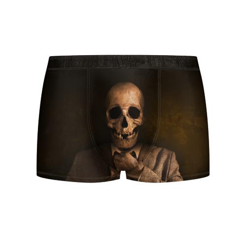Скелет в пиджаке