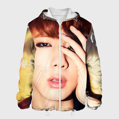 Мужская куртка 3D  Фото 01, Kim Seok Jin