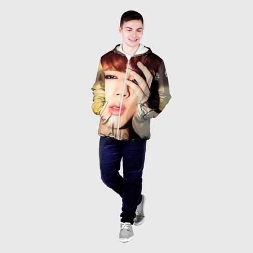 Мужская куртка 3D  Фото 03, Kim Seok Jin