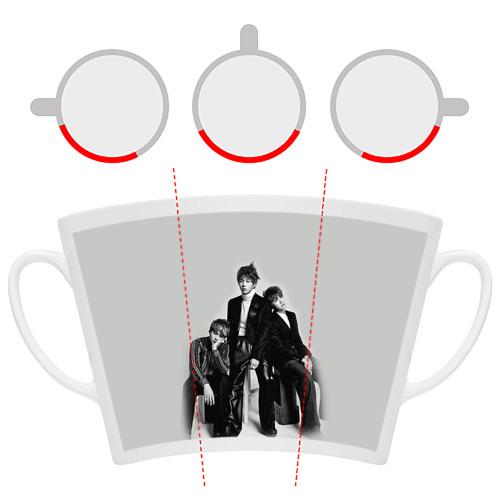 Кружка Латте  Фото 06, К-поп группа bts 3