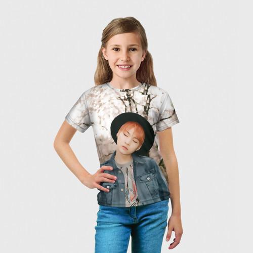 Детская футболка 3D  Фото 03, Min Yoon Gi