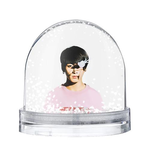 Водяной шар со снегом Jungkook