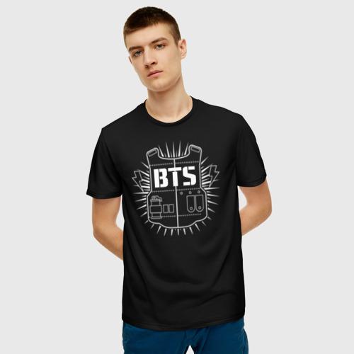Мужская футболка 3D Jungkook Фото 01