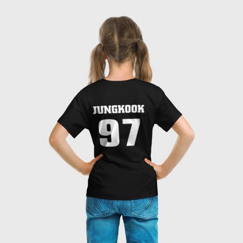 Детская футболка 3D  Фото 04, Jungkook