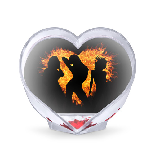 Танец огня