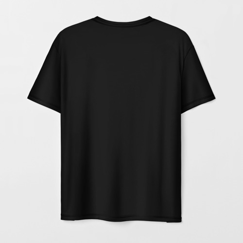 Мужская футболка 3D Сила самурая Фото 01