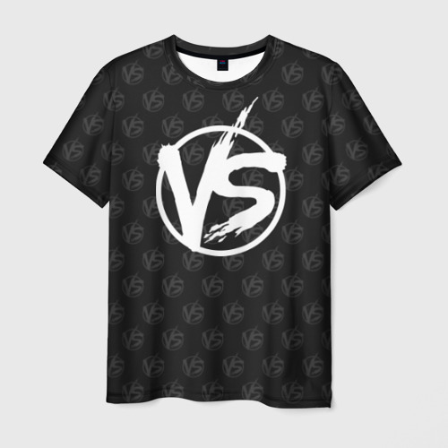 Мужская футболка 3D 'Versus'