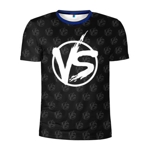 Мужская футболка 3D спортивная Versus