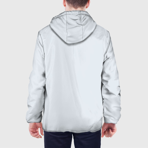 Мужская куртка 3D  Фото 05, Хомяк с сумкой