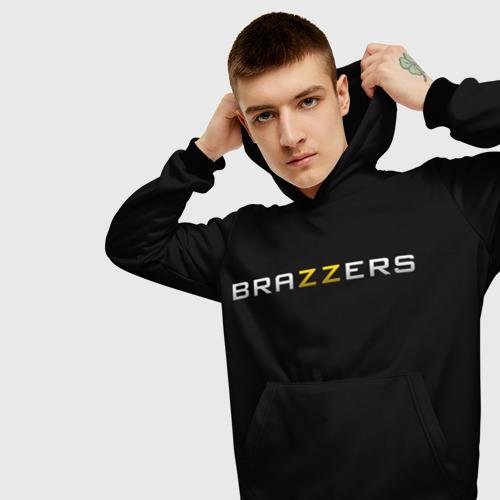 Мужская толстовка 3D Brazzers