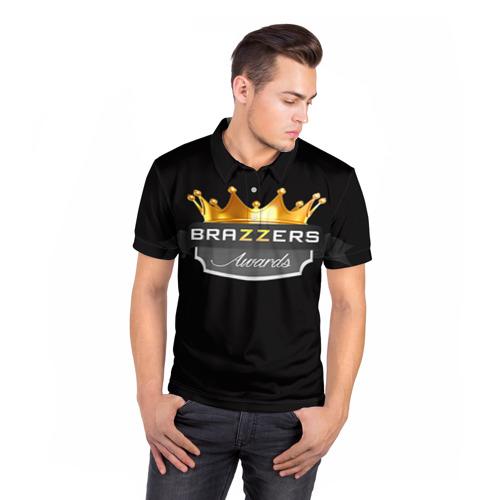 Мужская рубашка поло 3D  Фото 05, Brazzers awards