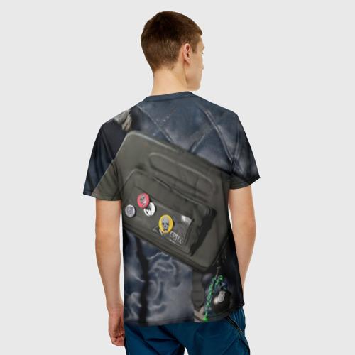 Мужская футболка 3D  Фото 02, Watch Dogs 2