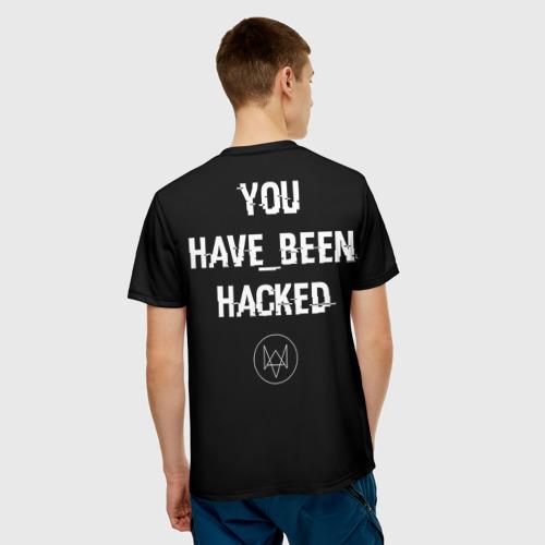 Мужская футболка 3D  Фото 04, Watch Dogs 2