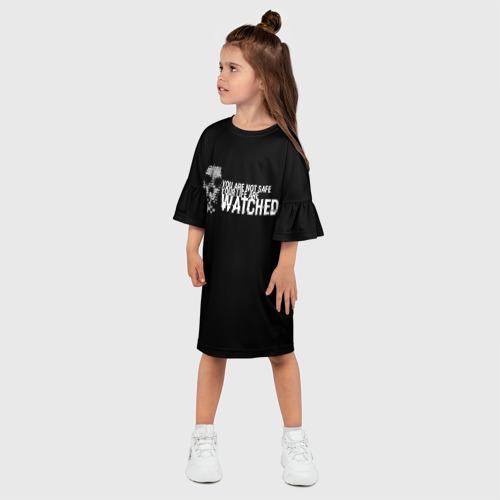Детское платье 3D  Фото 03, Watch Dogs 2