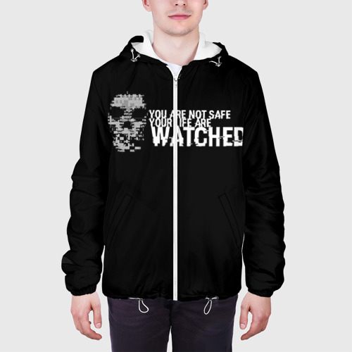 Мужская куртка 3D  Фото 04, Watch Dogs 2