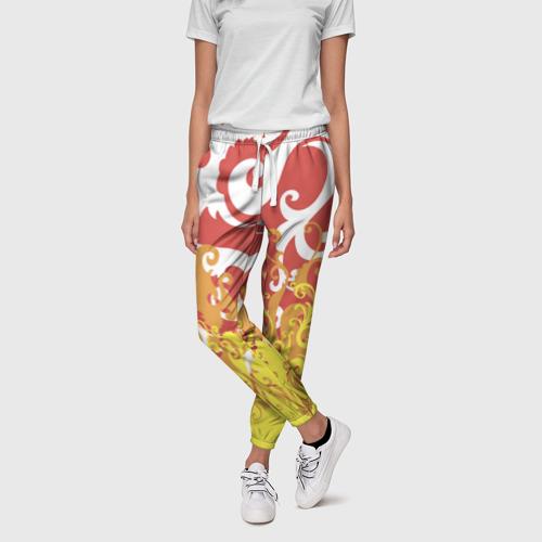 Женские брюки 3D  Фото 01, Агония страсти