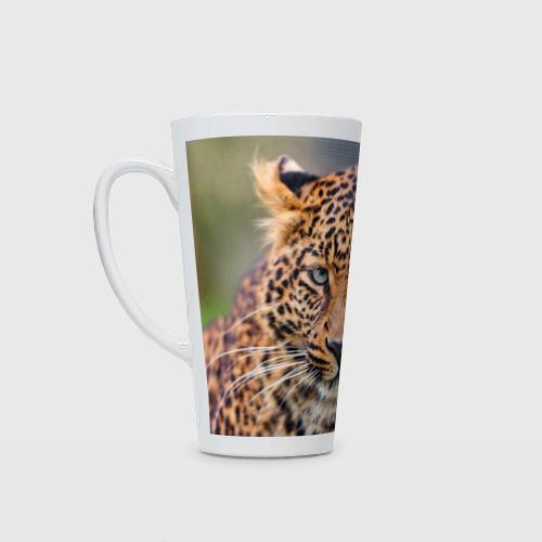 Кружка Латте  Фото 01, Леопард