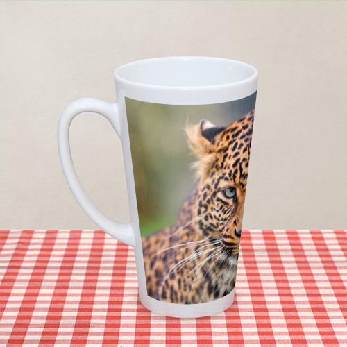 Кружка Латте  Фото 04, Леопард
