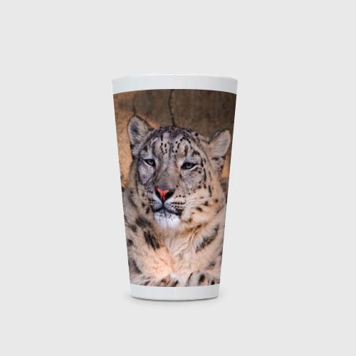 Кружка Латте Леопард Фото 01